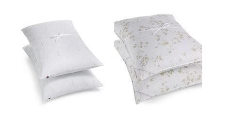 pillow deals hilfiger or calvin klein alternative