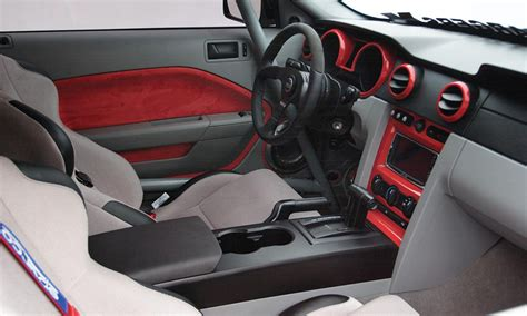 2005 Mustang Custom Interior by 2005 Ford Mustang Gt Custom Coupe 44156