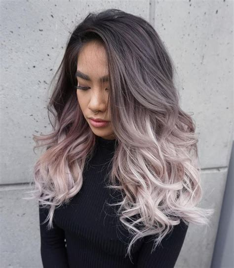 ombre hair on asian 30 modern asian hairstyles for women and girls blonde