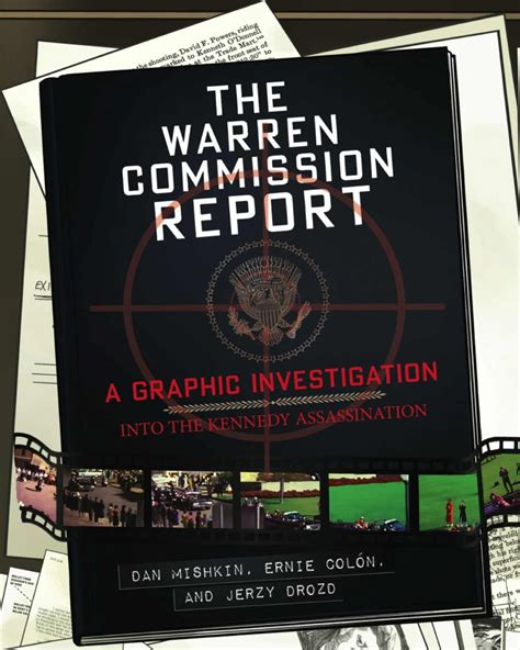 warren report book the warren commission report by dan mishkin ernie col 243 n