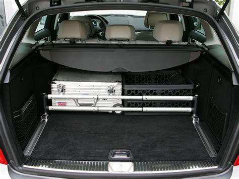 Kofferraumvolumen Mercedes C Klasse by Mercedes C Klasse Kombi Kofferraumvolumen