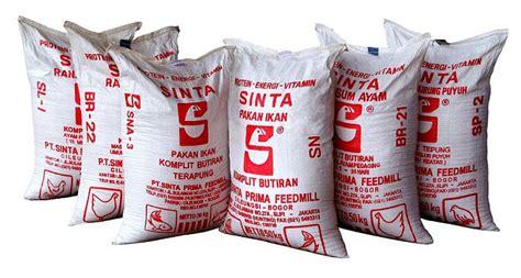 Pakan Lele Prima Feed 5 pakan komersil untuk pembesaran lele efishery