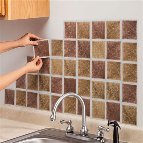 peel and stick kitchen tile self adhesive wall tiles peel and stick wall tiles