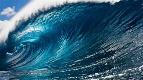 wallpaper ocean gif wave gif find share on giphy