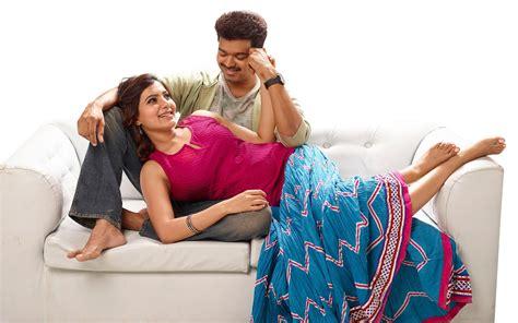 vijay desktop themes download vijay samantha in kaththi hd desktop wallpaper