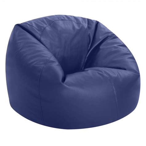 Bean Bag Large Faux Leather Bean Bags Bean Bag Chairs