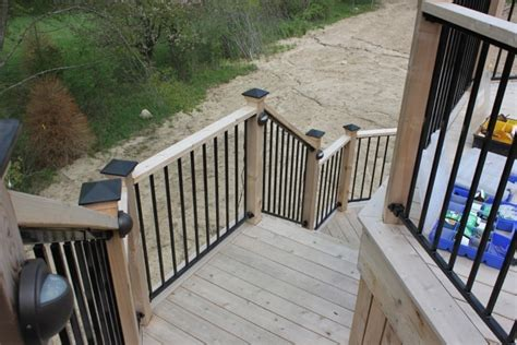 how to put in low lights how to install low voltage deck lighting best home
