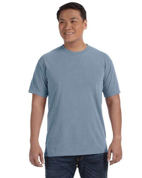 blue comfort colors comfort colors c1717 ringspun garment dyed t shirt