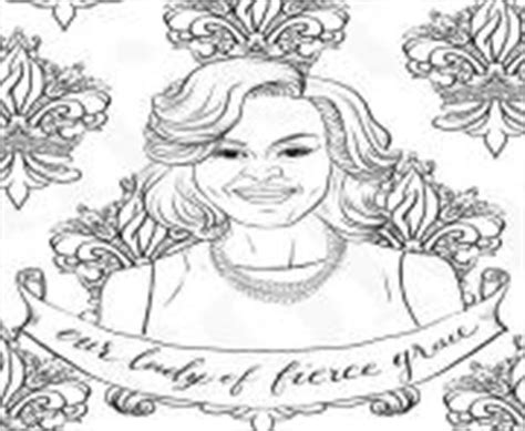 girl power coloring pages free printable