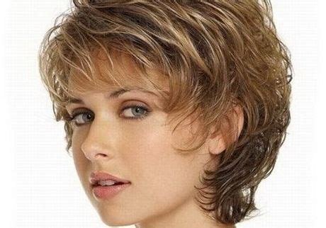 short hairstyles for women over 50 with curly hair