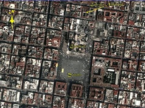 imagenes satelitales del zocalo capitalino crea google maps exploraci 243 n tridimensional en la ciudad