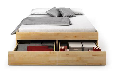 Bett Mit Viel Stauraum Alternative Halbhohe Betten With