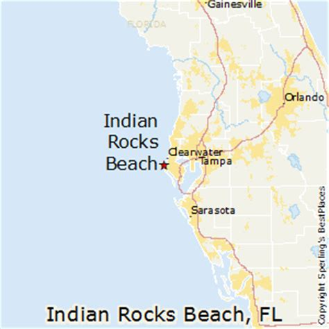 indian rocks florida map best places to live in indian rocks florida