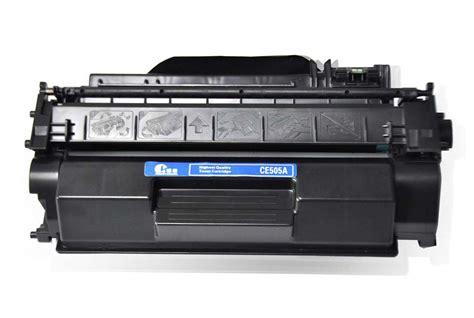 Toner Hp 05a ce505a 05a black toner cartridge for hp laserjet p2035 p2035n p2050 2055 ebay