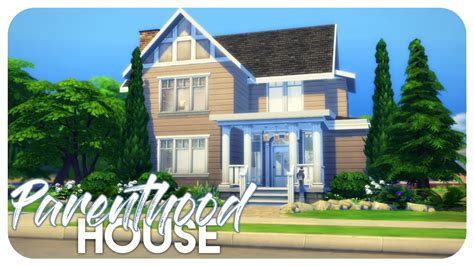 parenthood house sims 4 house build parenthood house youtube