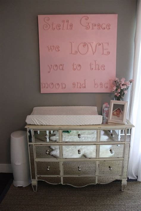 17 Best Images About Baby Changing Table On Pinterest Nursery Dresser And Changing Table