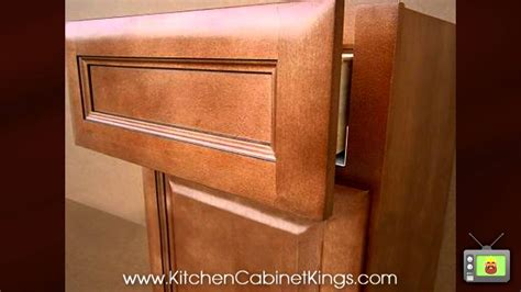 Kitchen Cabinet Stain cinnamon glaze kitchen cabinets by kitchen cabinet kings