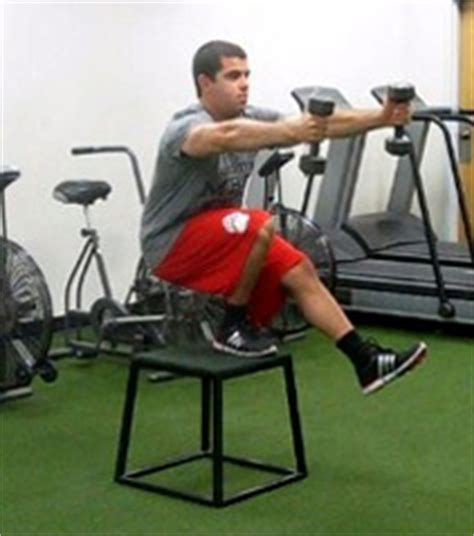 box squat bench parallel squat