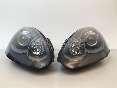 porsche headlights at porsche cayenne 2014 ahl xenon headlights xenonled eu