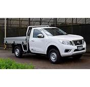 2015 NP300 Nissan Navara Single Cab Chassis Review  First Drive 24