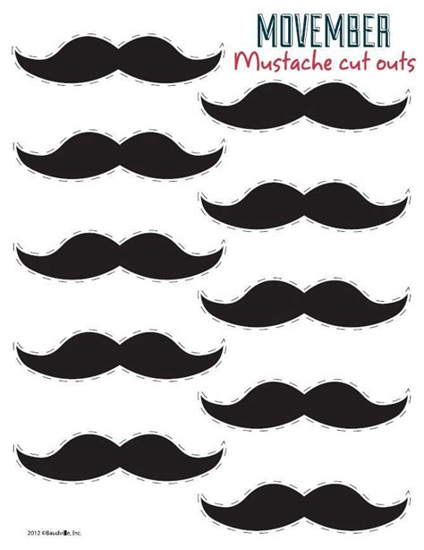 free mustache template best 25 mustache template ideas on moustache