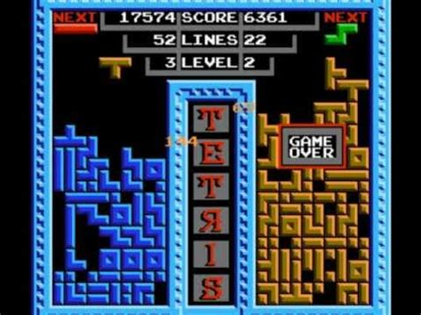 Tetonis Original 2 vjc tengen tetris por rohisakk feat bass