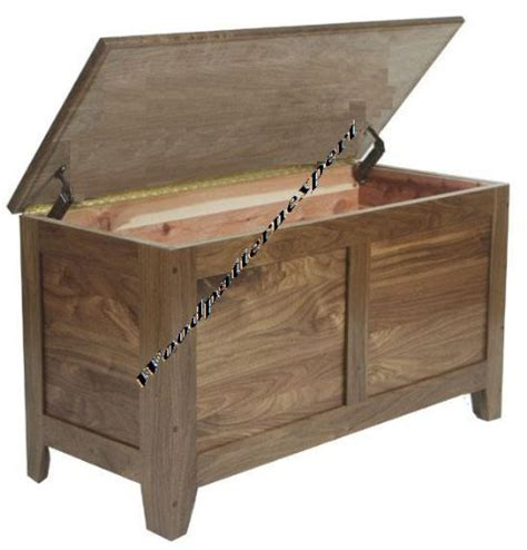 how to bench with your chest storage trunks build your own cedar storage chest diy