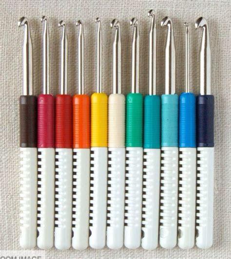 addi comfort grip crochet hook 21 best images about naaien materiaal on pinterest pin