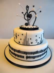 25 best ideas about music cakes on pinterest music note