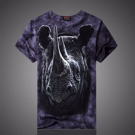 Mens Printed T Shirts by Mens 3d Printed Cotton Casual Tshirts Creative India Exports