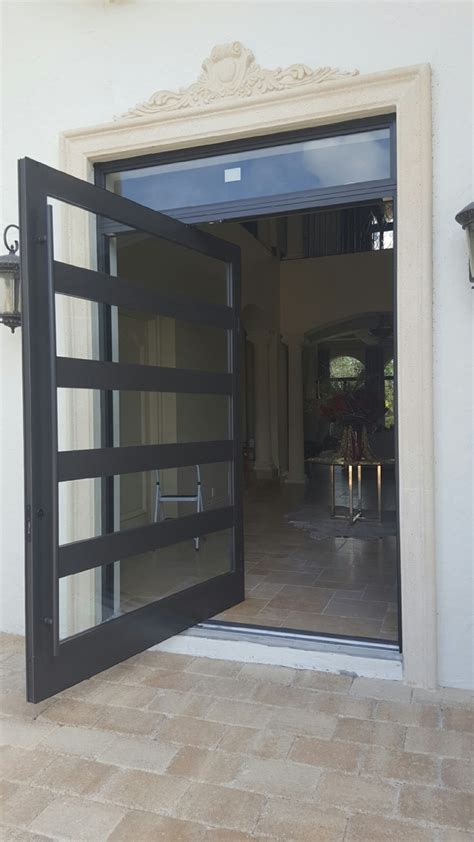 impact pivot doors hurricane pivot doors siw impact