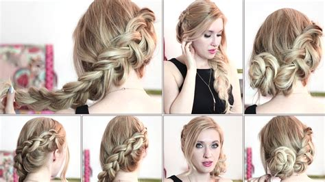 Katniss Everdeen Hairstyles by Hunger Katniss Everdeen Hair Tutorial