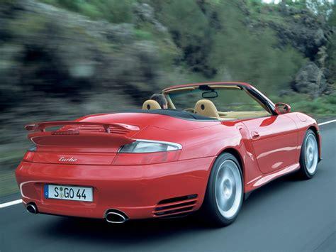 porsche turbo convertible porsche 911 turbo cabriolet 996 specs 2004 2005 2006