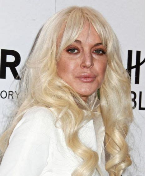 Lindsay Lohan Gets Fresh Extensions In Rehab by Lindsay Lohan 2014 New Look Www Pixshark Images