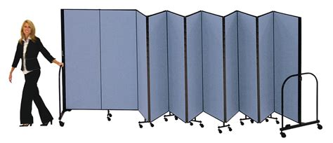 mobile room dividers mobile office dividers screenflex office furniture