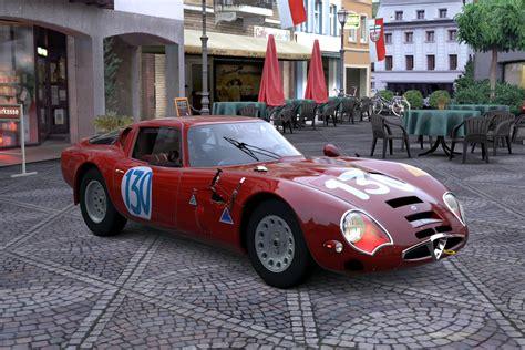 Alfa Romeo Giulia Tz2 by Alfa Romeo Giulia Tz2 Carrozzata Da Zagato 65 By