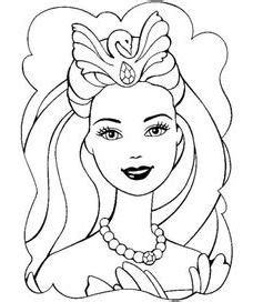 barbie head coloring pages barbie head coloring pages world knowledge