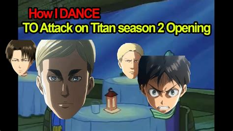 Attack On Titan Memes - how i react to attack on titan opening 3 attack on titan