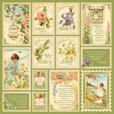 graphic 45 country collection s paperie cha winter peeks of graphic 45