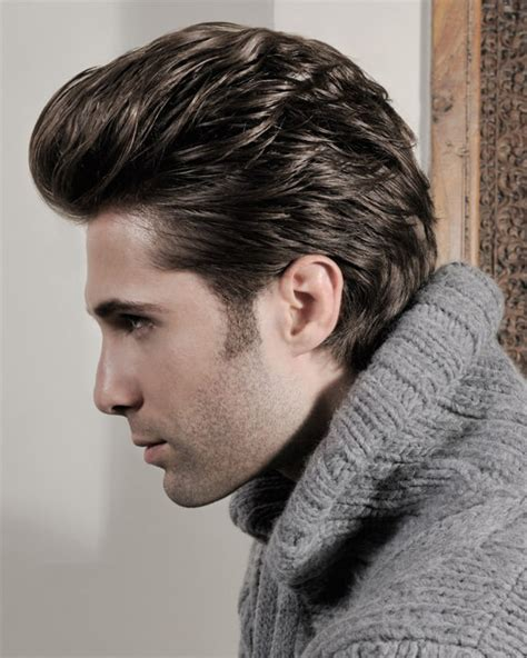 how to do a quiff hairstyle for men men hair fashion hairstylesvillacom textured quiff