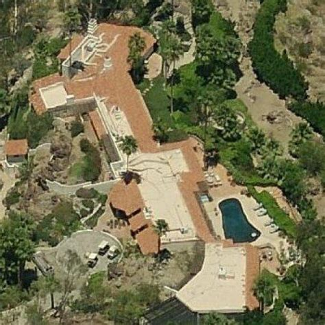 Barry Manilow S House In Palm Springs Ca Virtual Globetrotting