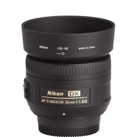 nikon af s dx nikkor 35mm f/1.8g wide angle lens for nikon