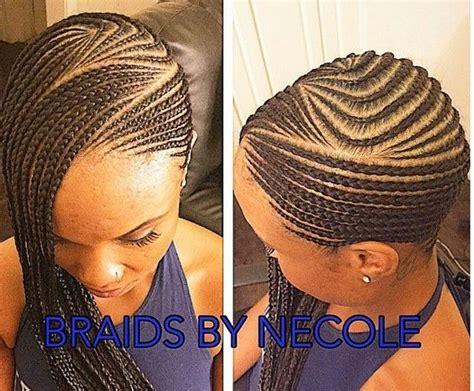 small braids around the face gorgeous http community blackhairinformation com