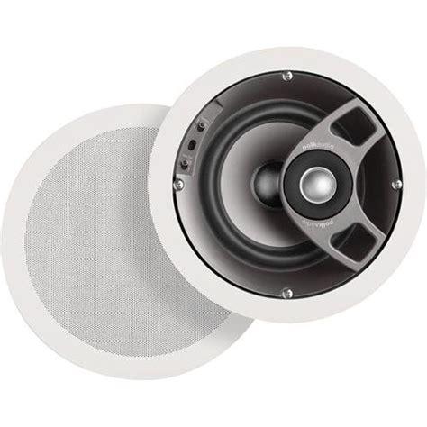 Polk Audio In Ceiling by Gt Black Friday Polk Audio Tc60i 2 Way 6 5 Inch In