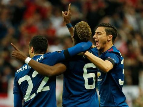 Mdt Europa League Stockholm 2017 Ajax Vs Manchester United 1 why manchester united are now guaranteed a chions