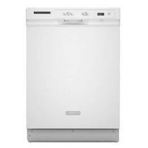 kitchenaid architect ii classic series built in dishwasher