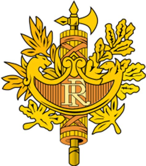 national emblem of france wikipedia, the free encyclopedia