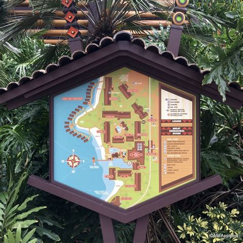disney polynesian resort map guest review the new oasis bar and grill at disney s