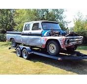 1966 Crew Cab Pickup  Classic GMC Other For Sale