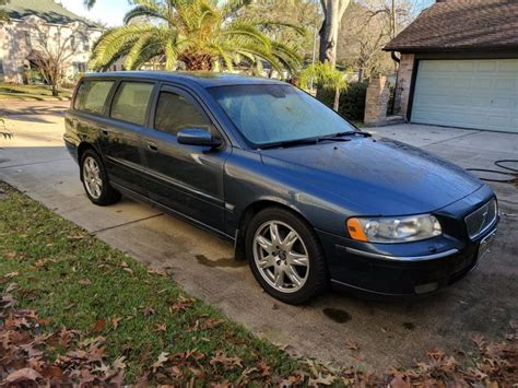 volvo station wagon 2005 volvo v70 cars for sale